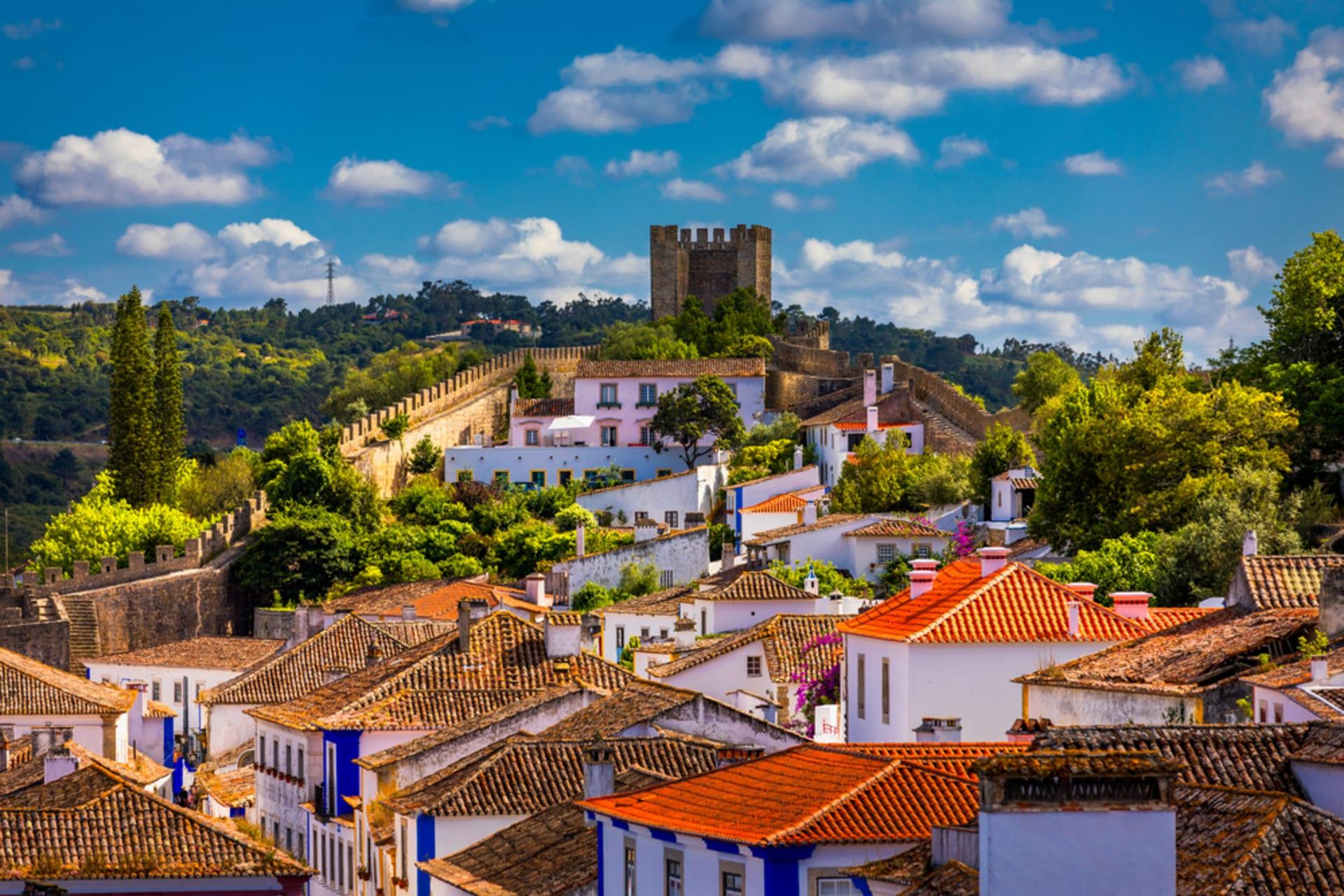Obidos 1 - Tour Du Lịch Bồ Đào Nha