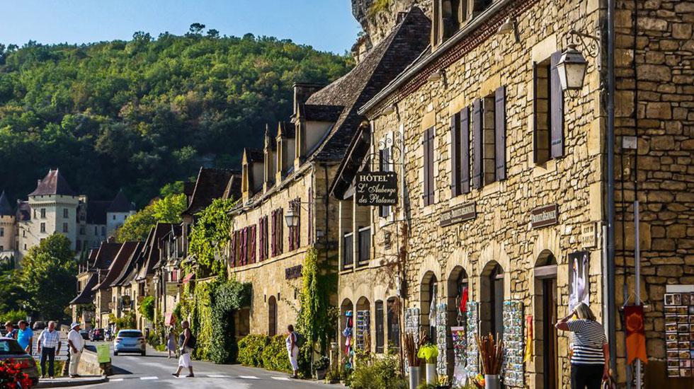 Phố-cổ-Lyon - Tour Du Lịch Pháp