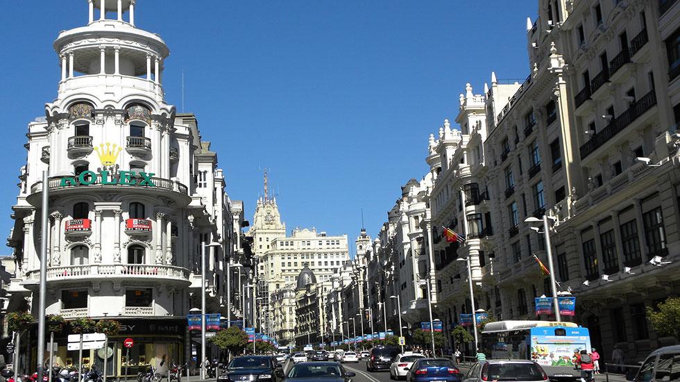 Phố-cổ-Madrid - Tour Du Lịch Tây Ban Nha