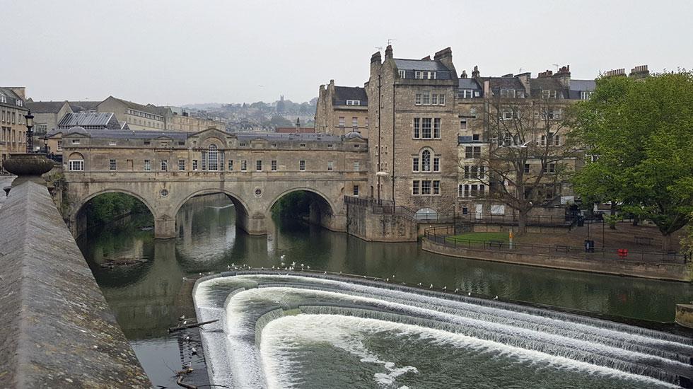 Pulteney Bridge- Tour tham quan Bath
