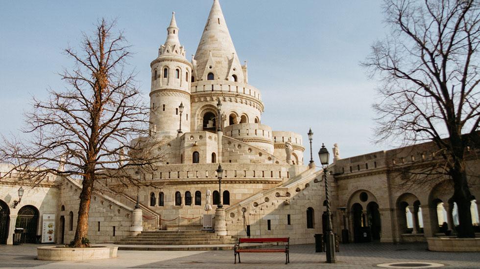 Quần thể Thành Ngư Phủ - Tour Hungary (1)