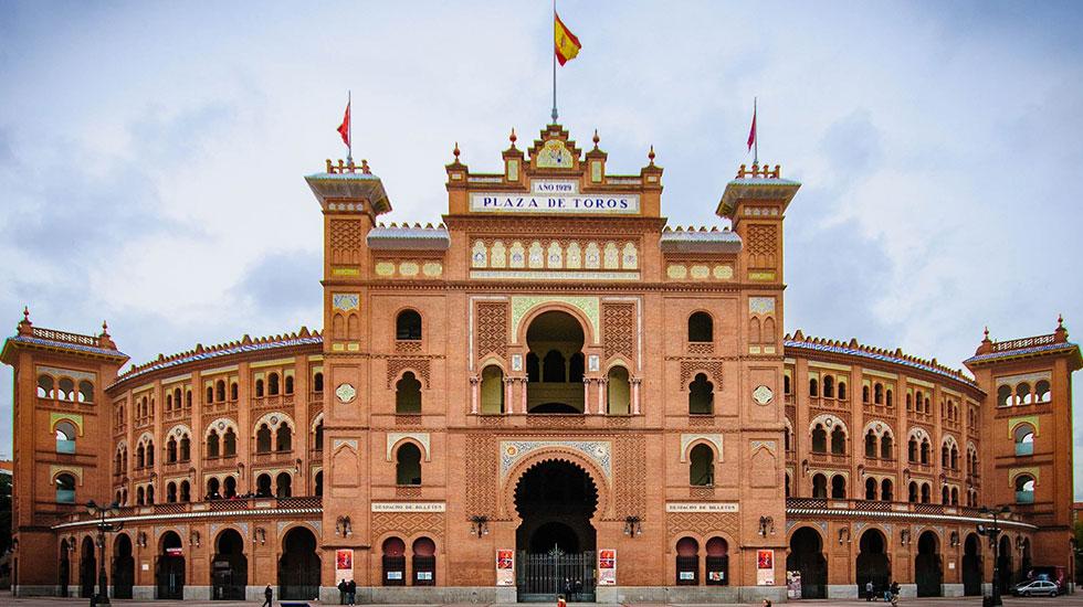 Quảng-trường-Đấu-Bò-Madrid - Tour Du Lịch Tây Ban Nha