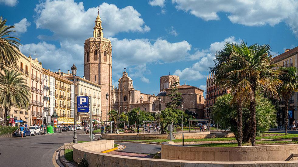 Quảng-trường-Valencia - Tour Du Lich Tây Ban Nha