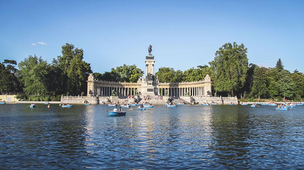 Retiromadridlake - Tour Du Lịch Tây Ban Nha