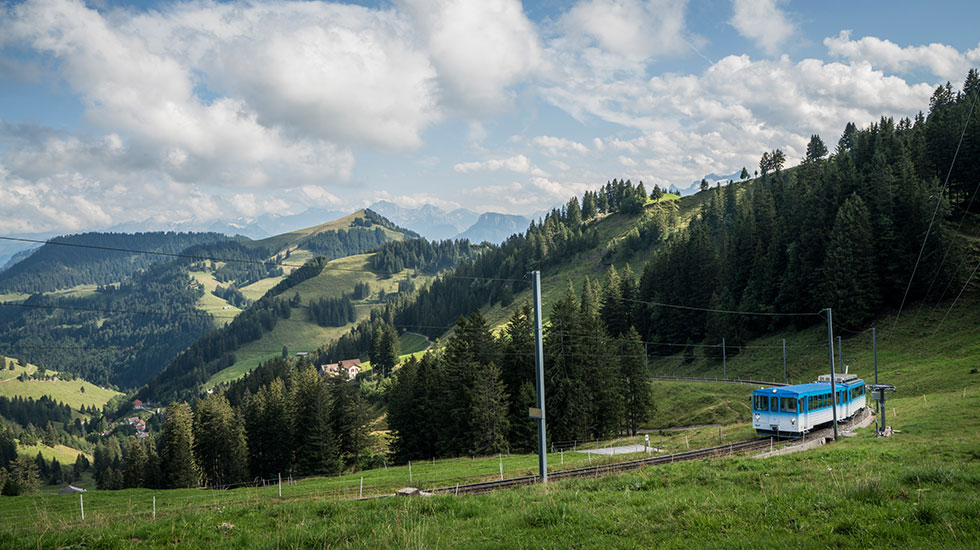 Rigi - Du lịch Thụy Sĩ