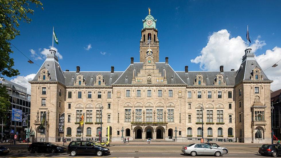 Rotterdam City Hall - Du lịch Hà Lan