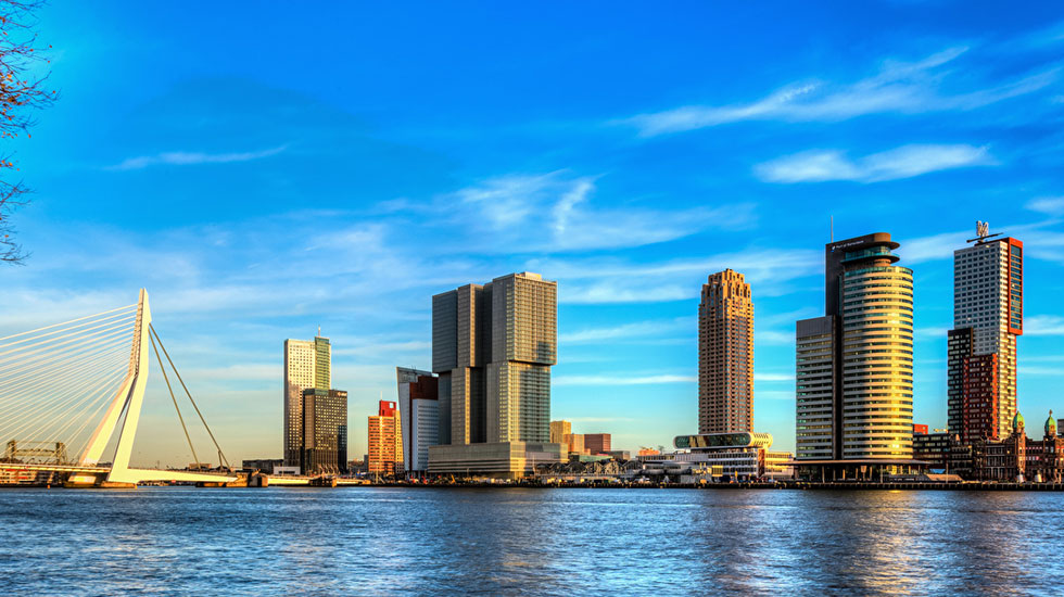 Rotterdam-Du lịch Hà Lan