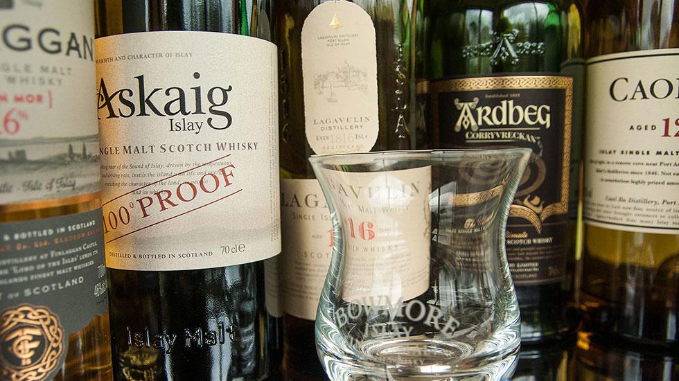 Rượu Whisky - Tour tham quan sưởng sản xuất rượu Edinburgh