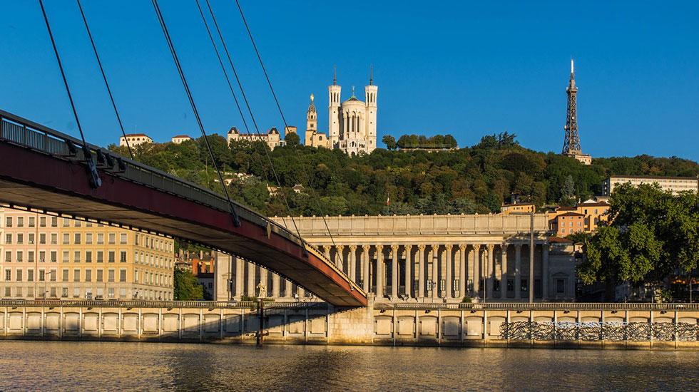 Saint-jean-fourviere Lyon - Tour Du Lịch Pháp