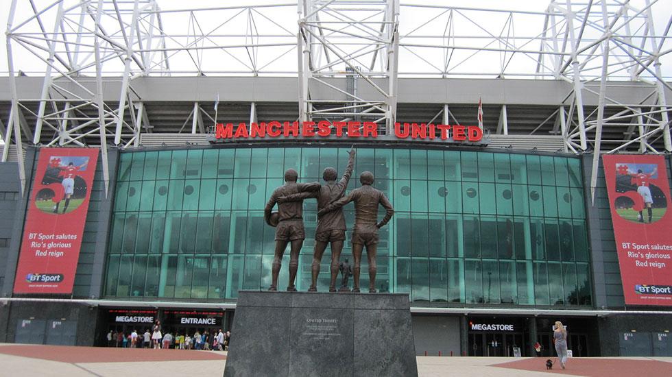 Sân vận động Manchester- Tour du lịch Anh Quốc