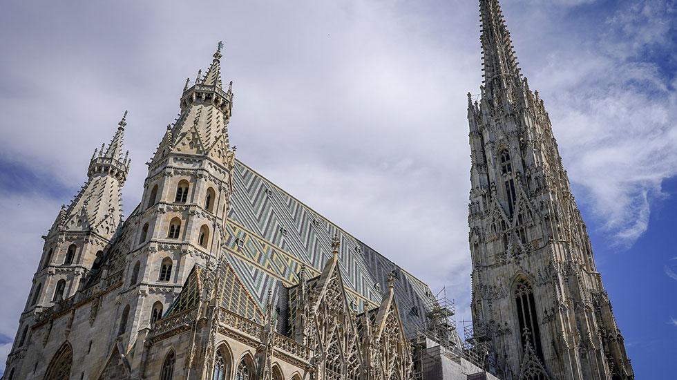 St.-Stephan's-Cathedral-Du lịch Áo
