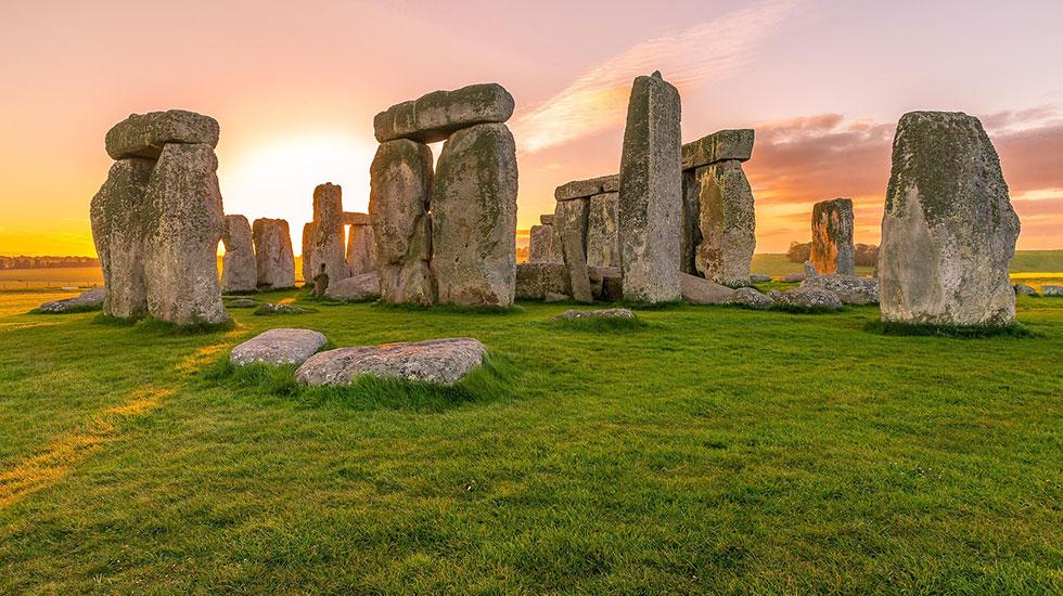 Stonhengen - Tour du lịch Anh