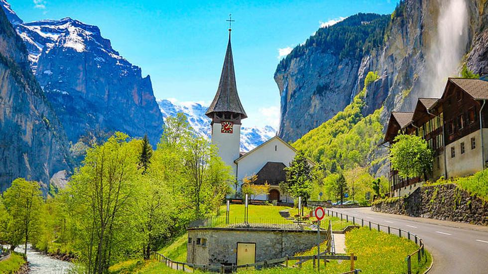 Switzerland - Tour Du lịch Thụy Sĩ