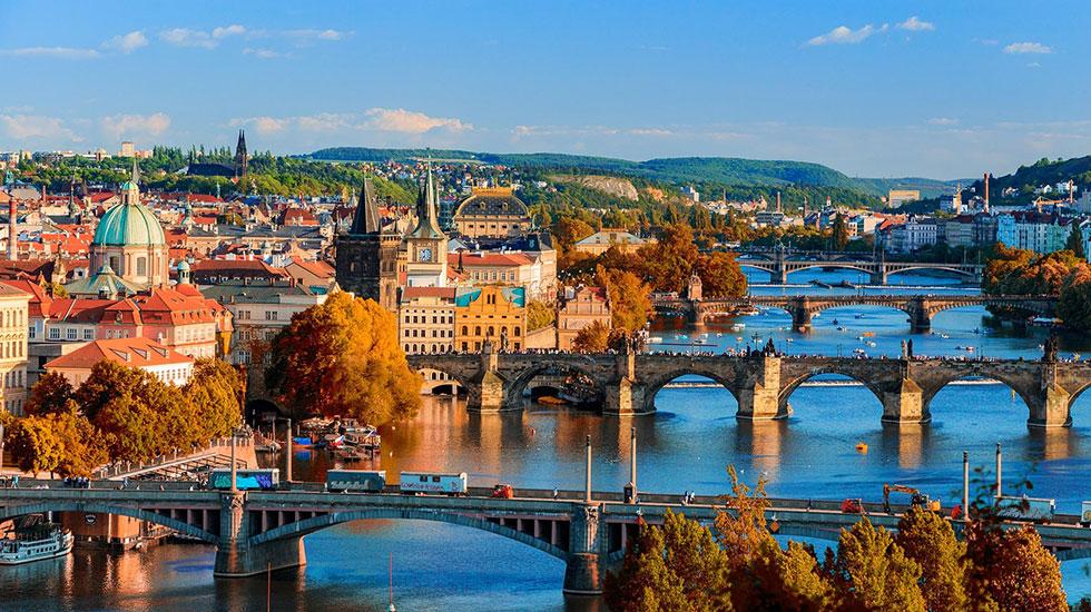 Thành-Phố-Praha - Tour Du Lịch Cộng Hòa Séc