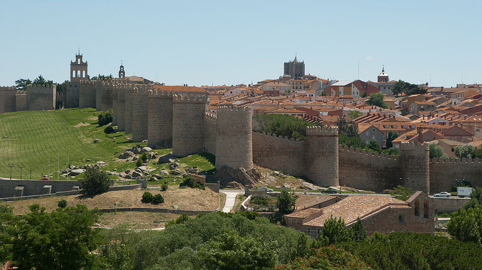 Thành-phố-Avila - Tour Du Lịch Tây Ban Nha