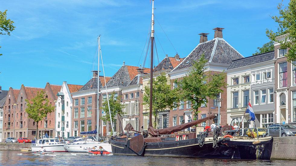 Thành phố kênh Groningen - Du lịch Hà Lan (1)