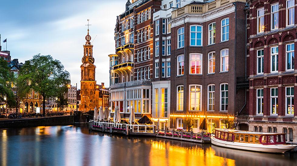 Thành phố kênh Groningen - Du lịch Hà Lan (2)