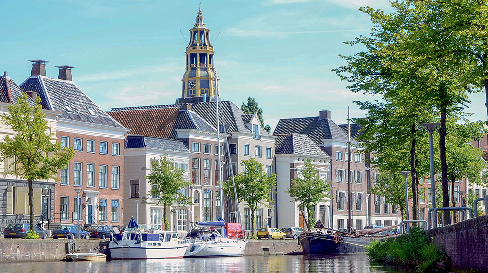 Thành phố kênh Groningen - Du lịch Hà Lan (3)