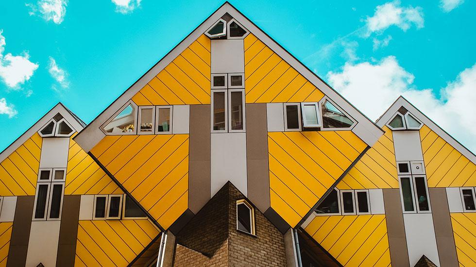 The Cube House - Du lịch Hà Lan