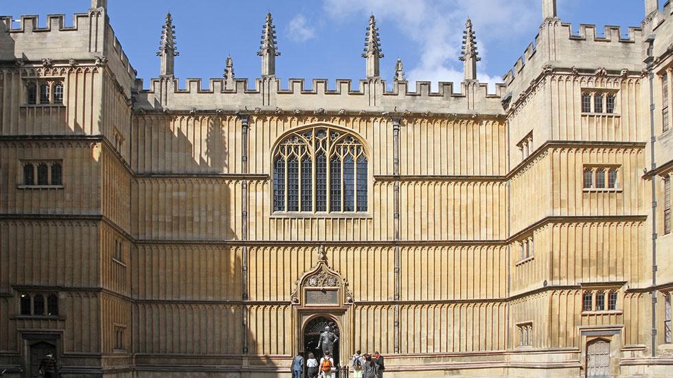 Thư viện Bodleian - du lịch London
