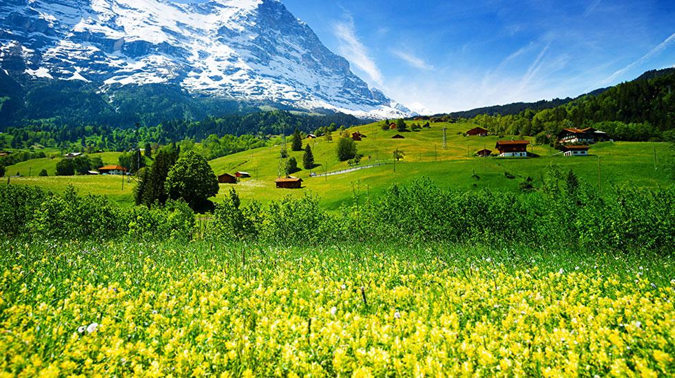 Thun - Du lịch Thụy Sĩ