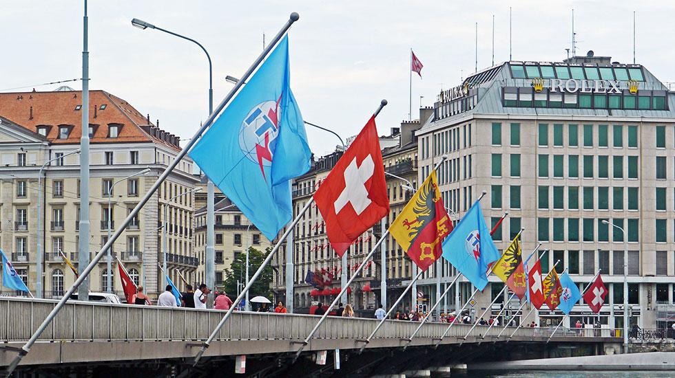 Tòa nhà Liên hiệp Quốc - Du lịch Thụy Sĩ