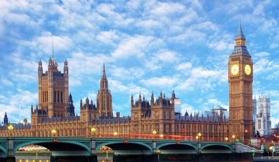 Tòa nhà Quốc hội - Tour tham quan London