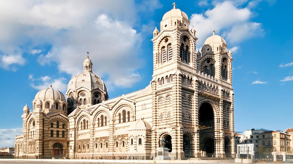 Toà thị chính thành phố Marseille - Tour Du Lịch Pháp