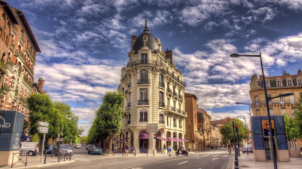 Toulouse - Tour Du Lịch Pháp