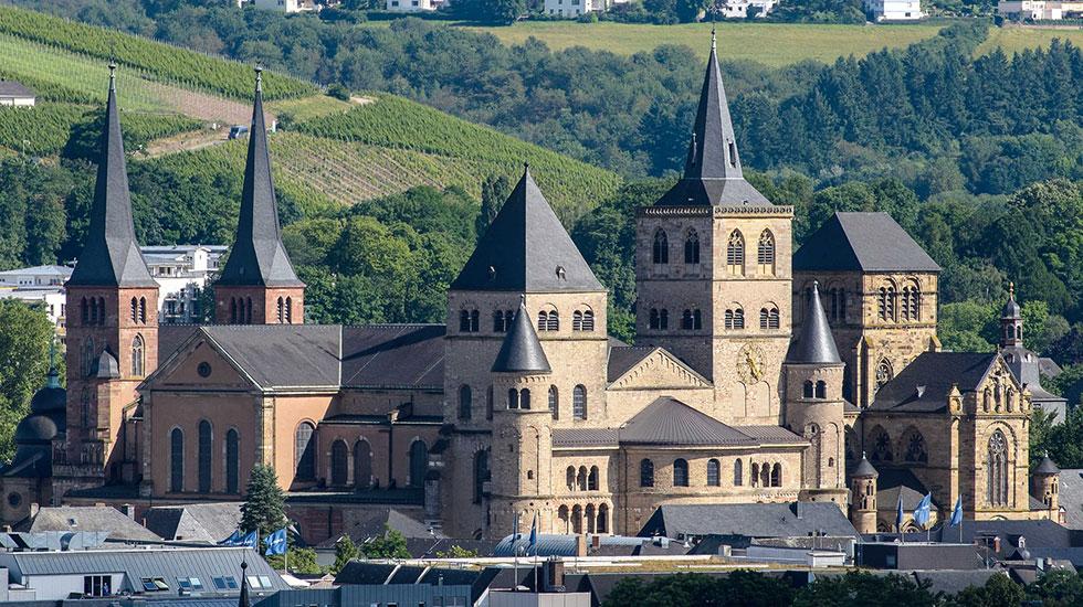 Trier Dom-u lịch Đức
