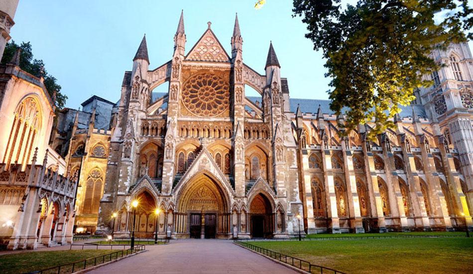 Tu Viện Westminster - Du lịch London giá rẻ