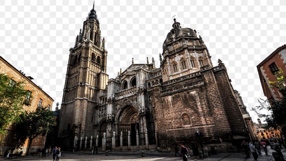 Tu-viện-Monastery-of-San-Juan-de-Los-Reyes - Tour Du Lịch Tây Ban Nha