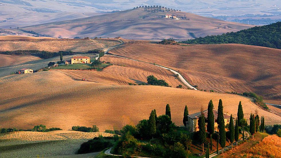 Tuscany - Tour Du Lịch Ý