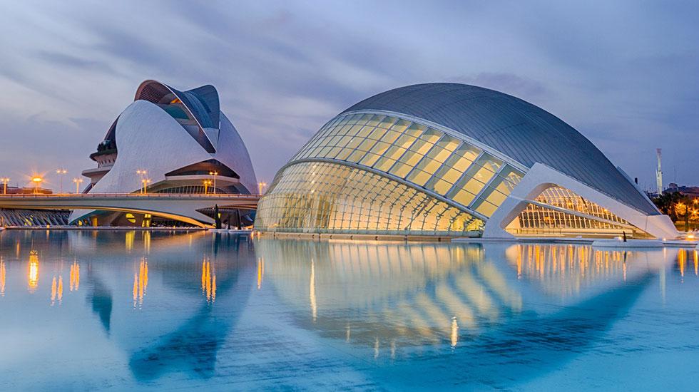 Valencia - Tour Du Lịch Tây Ban Nha