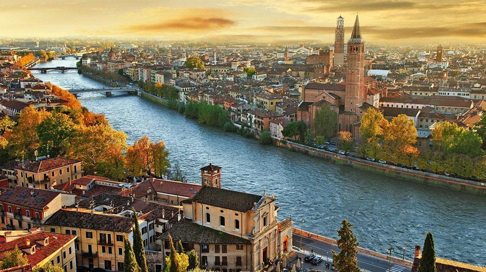 Verona - Tour Du Lịch Ý