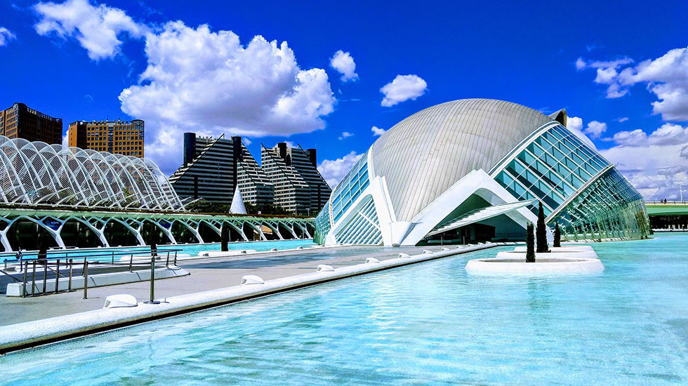 Viện-Bảo-Tàng-Hải-Dương Valencia - Tour Du Lịch Tây Ban Nha