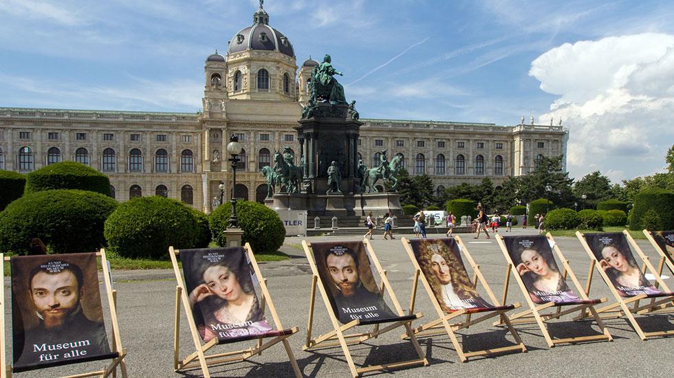 Viện Bảo Tàng Vienna - Du lịch Áo