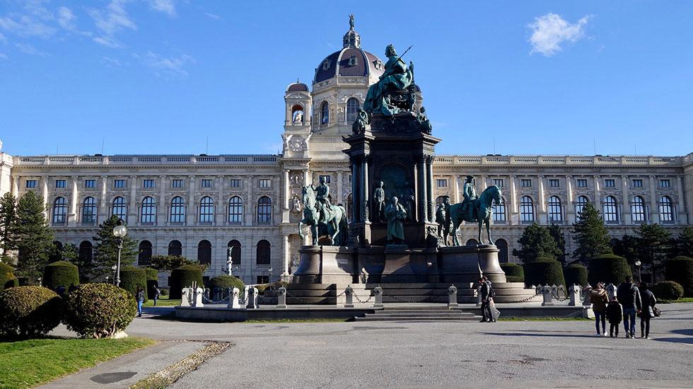 Viện Bảo tàng - Du lịch Áo