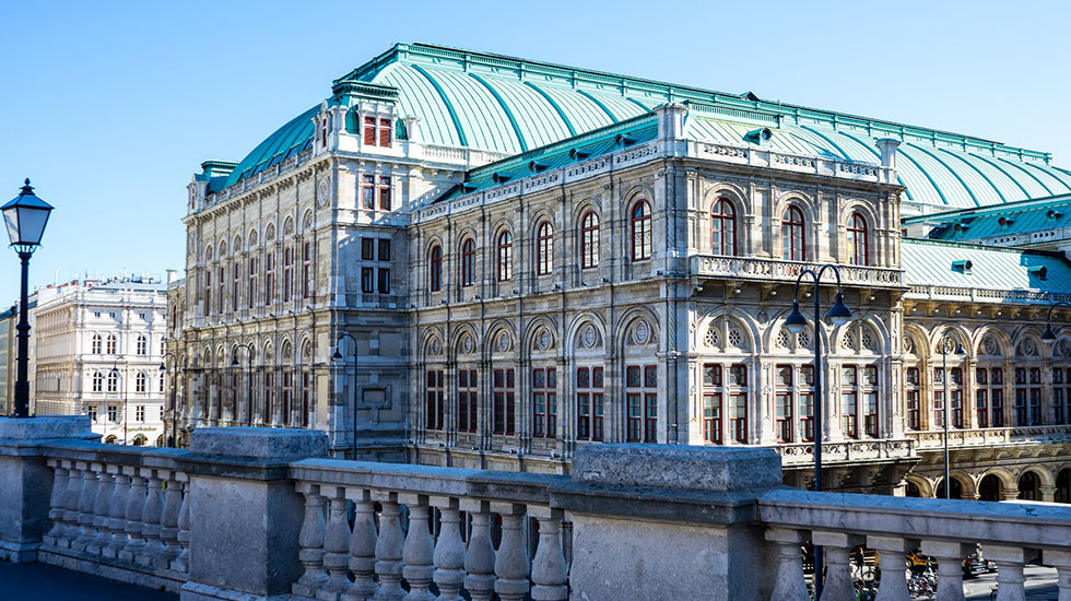 Vienna Opera - Du lịch Áo