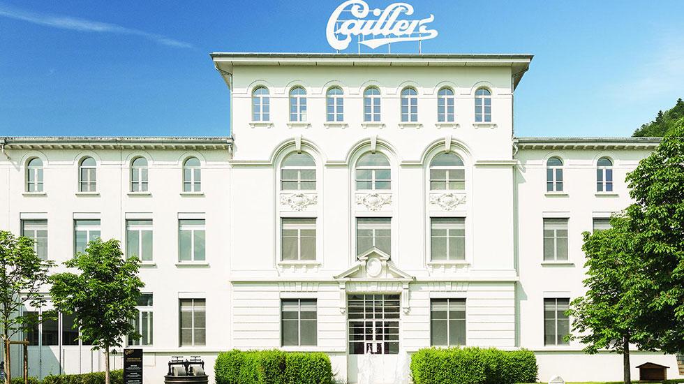 Xưởng sản xuất Chocolate - Tham quan Thụy Sĩ
