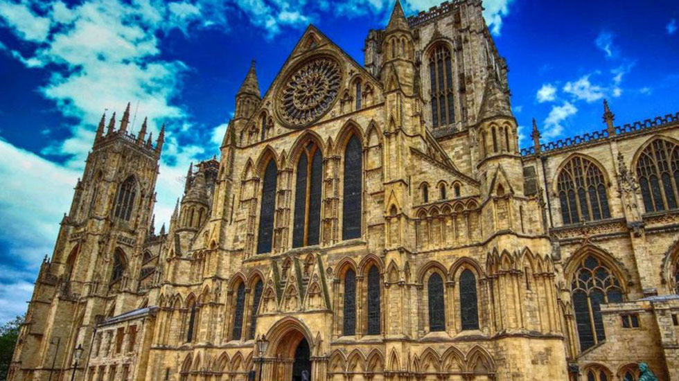 York Minster Cathedral - Tour du lịch Anh