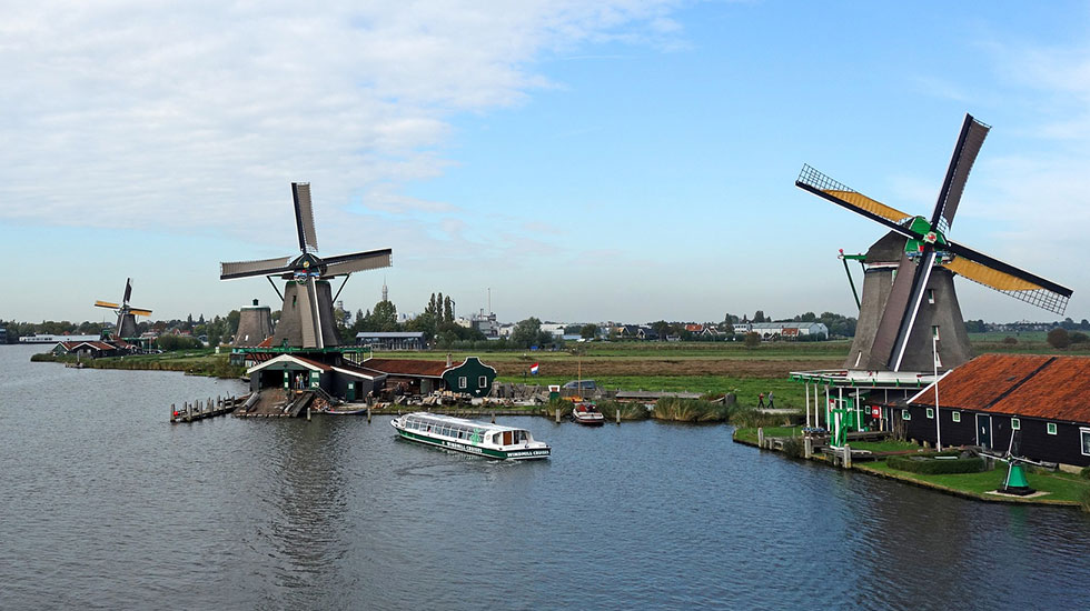 Zaans Schans - Du lịch Hà Lan (1)