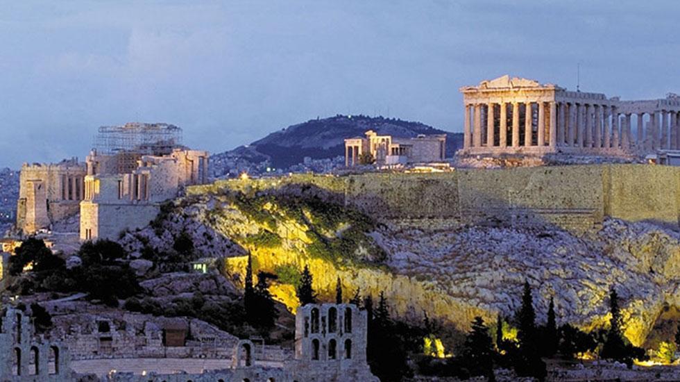 Acropolis - Du lịch Hy Lạp