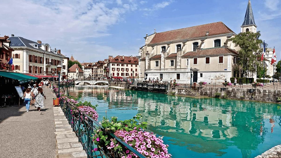 Annecy - Tour Du Lịch Pháp