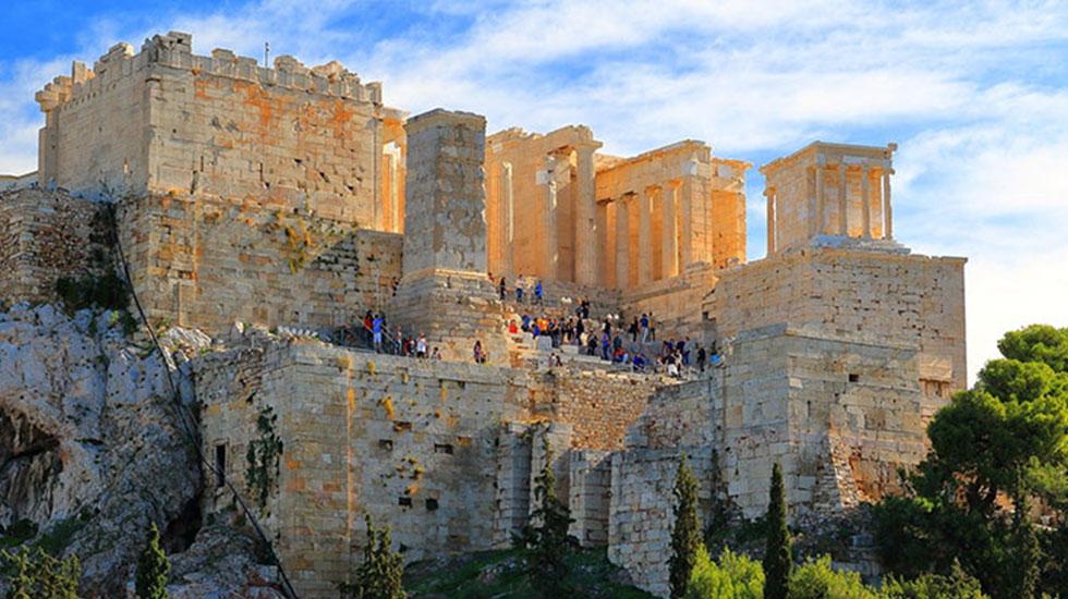 Athena - Du lịch Hy Lạp