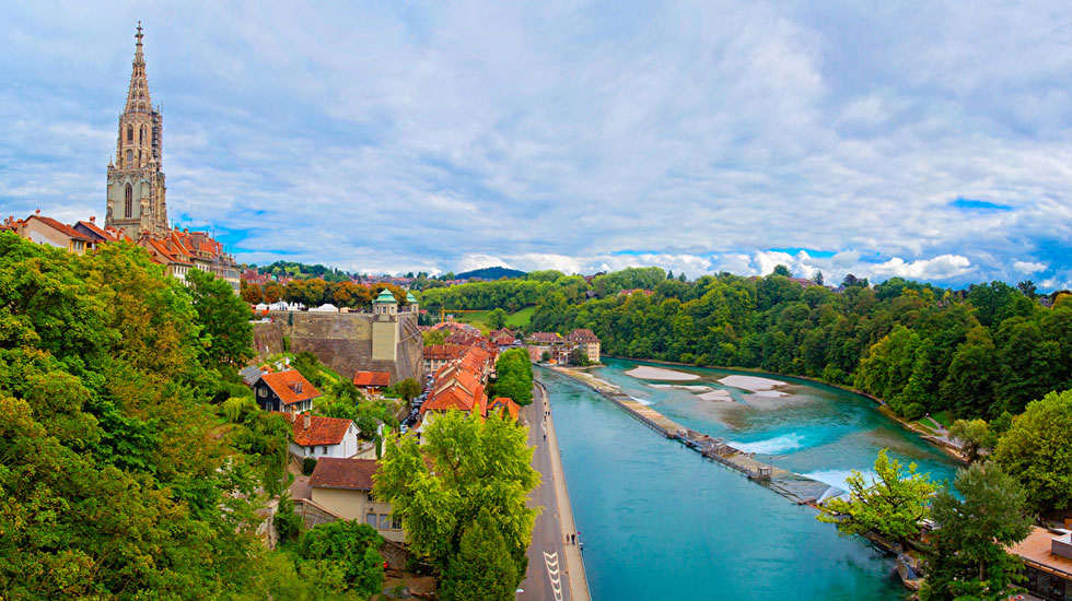 Bern - Du lịch Thụy Sĩ