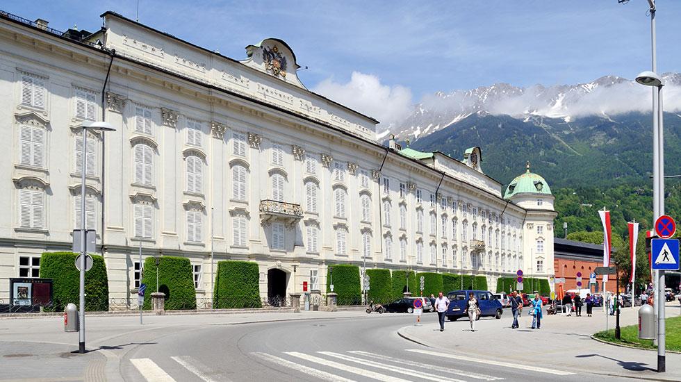 Cung điện Hofburg-Du lịch Áo