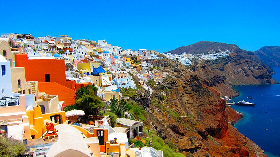 Đảo Santorini - Du lịch Hy Lạp (2)