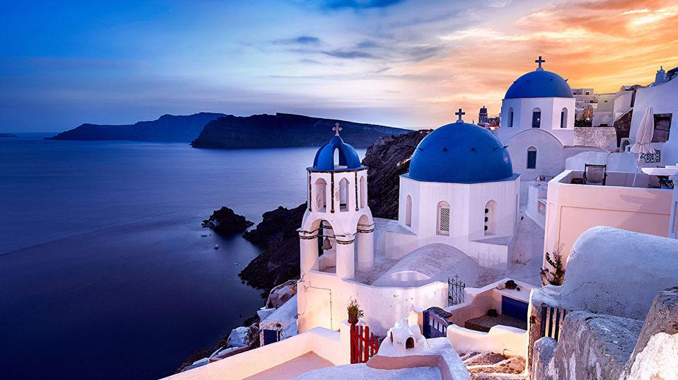Đảo Santorini - Du lịch Hy Lạp