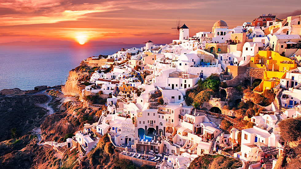Đảo Santorini - Du lịch Hy Ljap (1)
